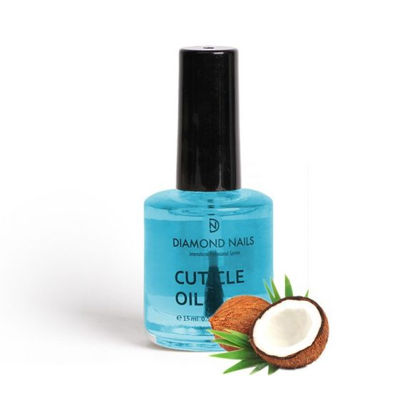 Cuticle Oil, Coconut  15ml