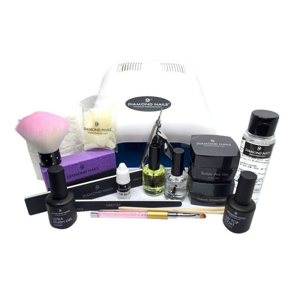 Professional Gel Nails Starter Kits