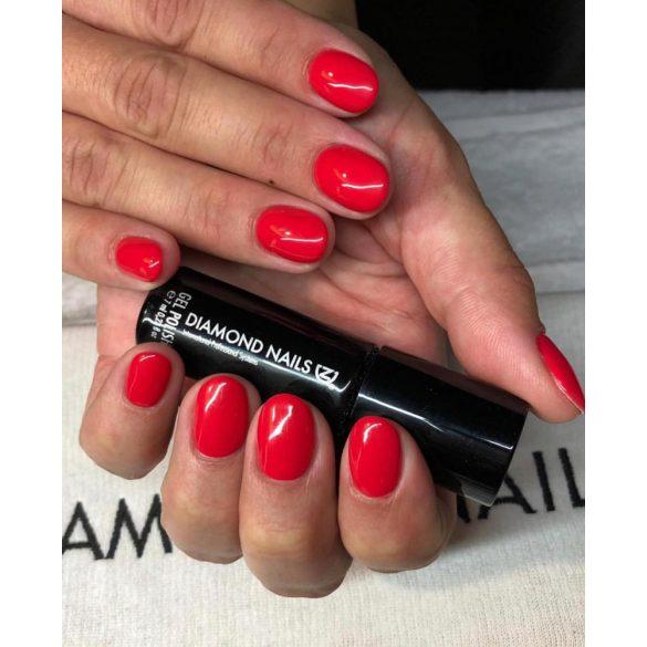 Gel Nail Polish 4ml - DN079 - Red Orange  - Gel Polish