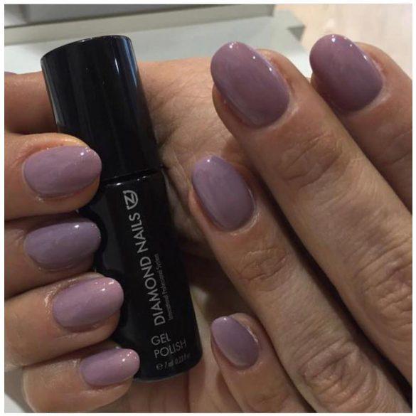 Gel Nail Polish 4ml - DN068 - Dark Lavender - Gel Polish