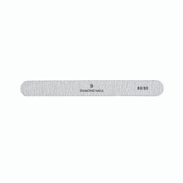 Straight Nail File - Grey 80/80