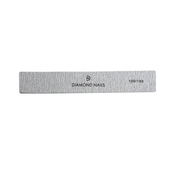 Square File 100/180 - Grey
