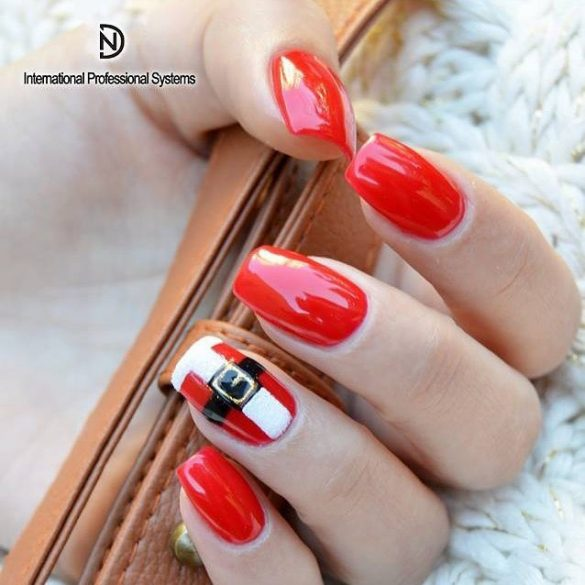 Gel Nail Polish 4ml - DN089 - Grapefruit - Gel Polish