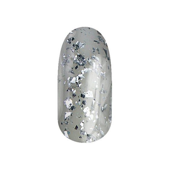 Gel Nail Polish - 4 ml DN111 - Silver - Gel Polish