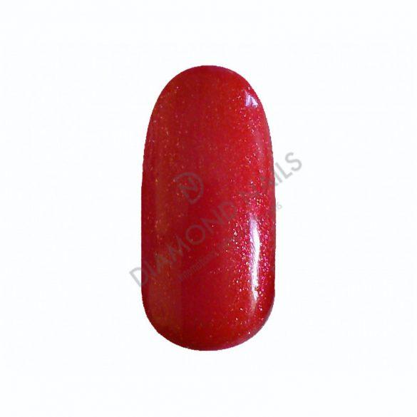 Gel Nail Polish 4ml - DN136 - Christmas Red (with tiny glitters) - Gel Polish