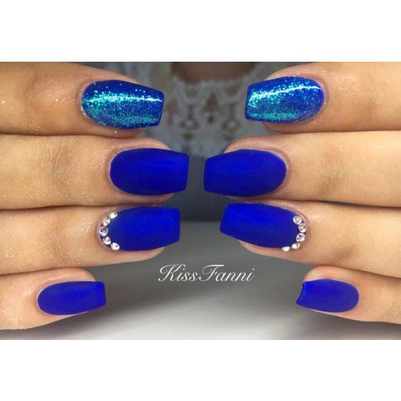 Gel Nail Polish 4ml - DN140 - Navy Blue (Metalic) - Gel Polish