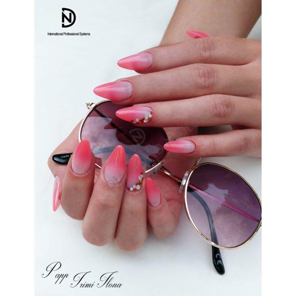 Gel Nail Polish 4ml - DN147 - Pink Coral - Gel Polish