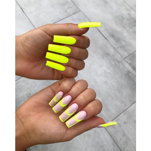 Gel Nail Polish 4ml - DN149 - Neon Yellow - Gel Polish