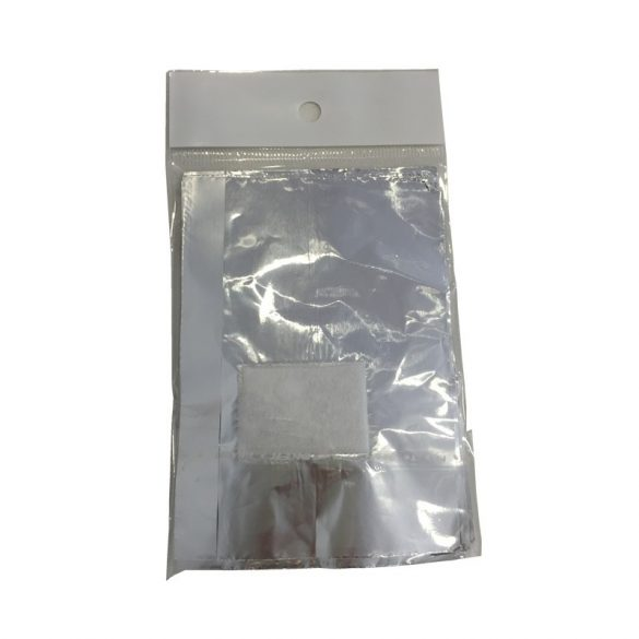 Gel Polish Removal Foil Wraps Pad 10pcs