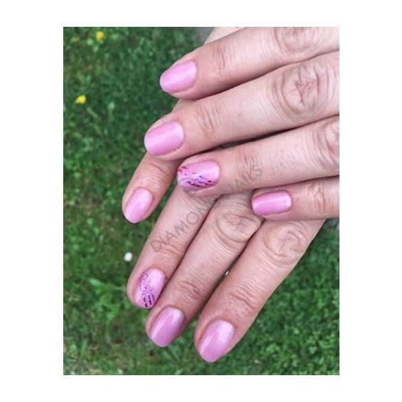 Gel Nail Polish 4ml - DN158 - Pink Silk - Gel Polish