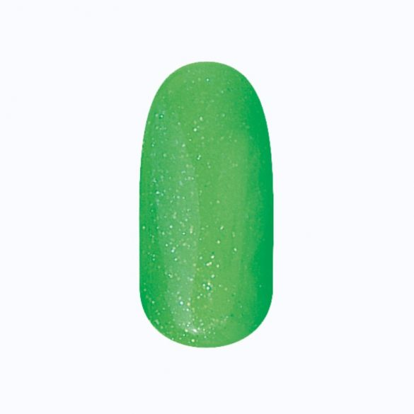 Gel Nail Polish 4ml - DN194 - Glittering Neon Green - Gel Polish