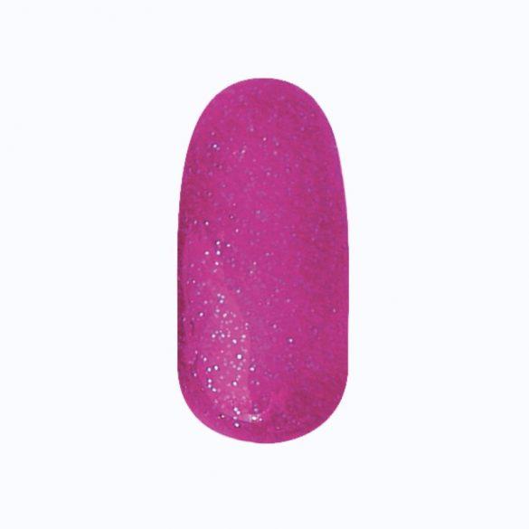 Gel Nail Polish 4ml - DN195 - Glittering Neon Purple - Gel Polish