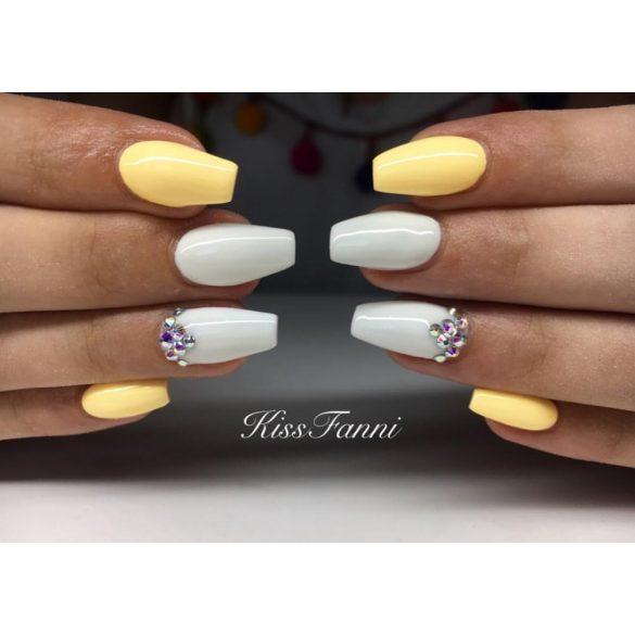 Gel Nail Polish 4ml - DN209 -  Summer Yellow - Gel Polish