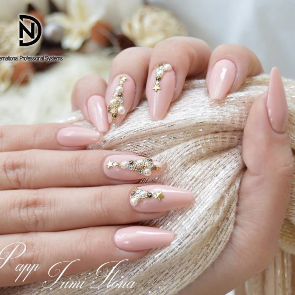 Gel Nail Polish - DN217-NEW