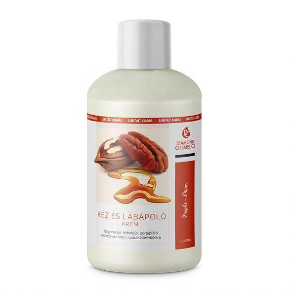 Hand and foot cream - Paraffin- Maple-Pecan 500ml