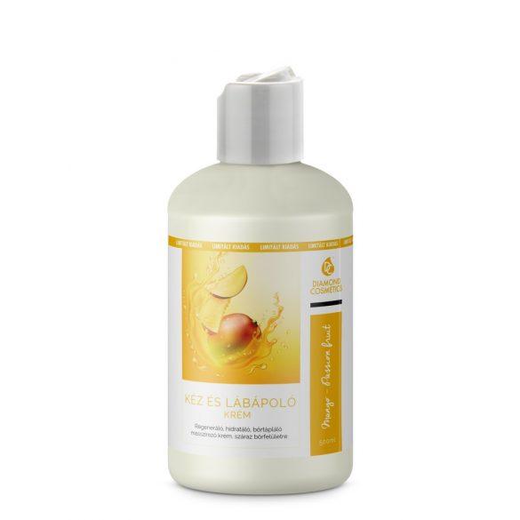 Hand and foot cream Mango-Passion fruit  500ml