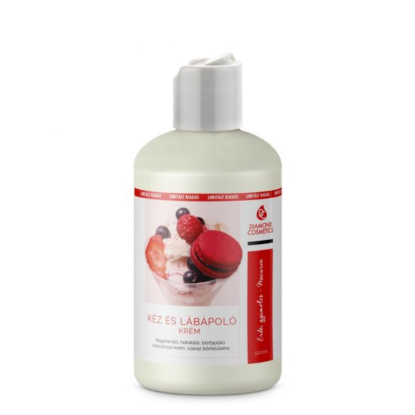 Hand and foot cream - Forest fruits 500ml