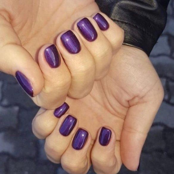 Gel Nail Polish 4ml - DN247 - Irresistible Violet - Gel Polish