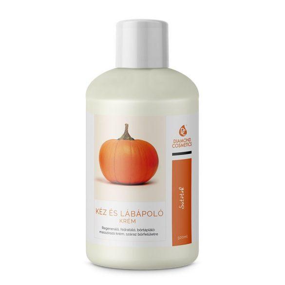 Hand & Foot Cream - Pumpkin 500 ml