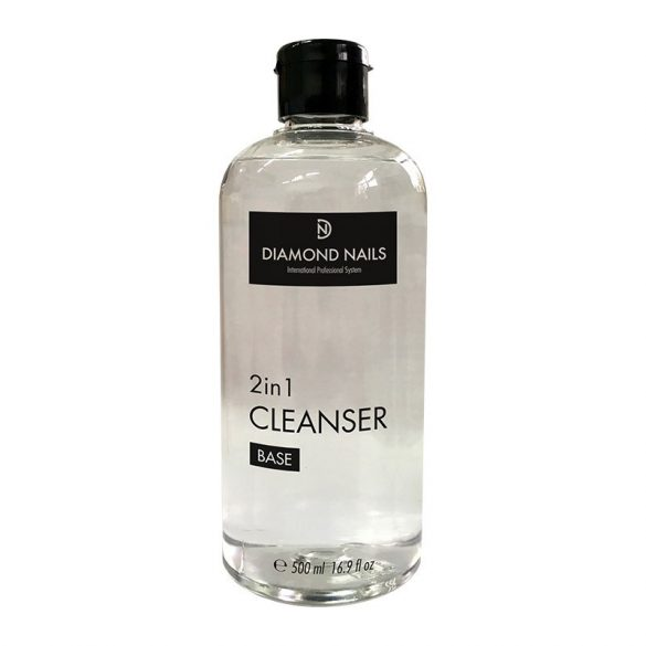 Gel Cleanser Fragrance Free (with aloe vera) 500 ml - Base