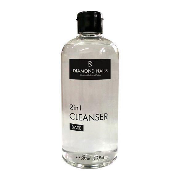 Gel Cleanser Fragrance Free (with aloe vera) 500 ml - Base