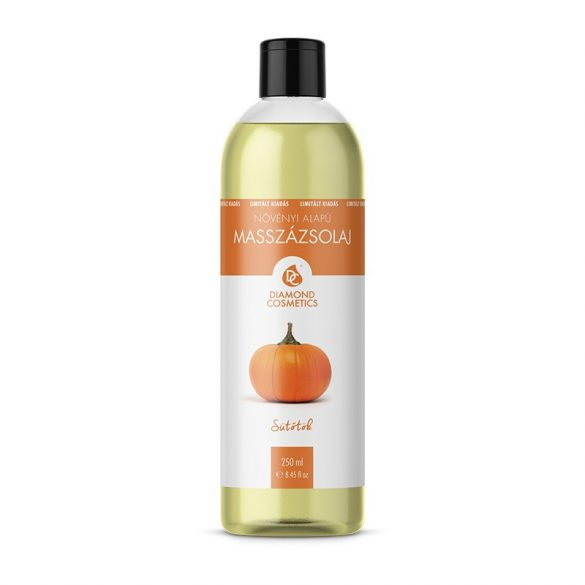 Massage Oil - Pumpkin (250 ml)