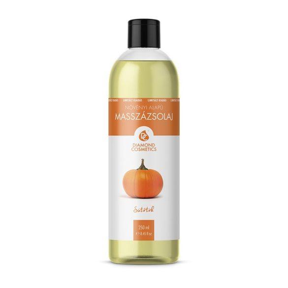 Massage Oil - Pumpkin (250 ml)