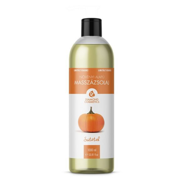 Massage Oil - Pumpkin (1 l)