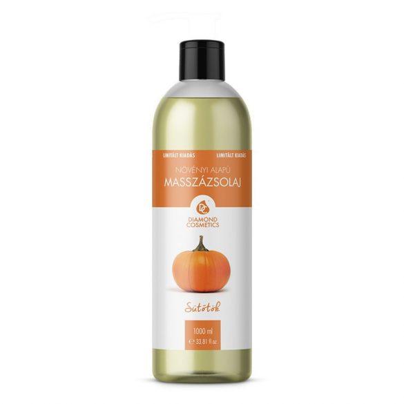 Massage Oil - Pumpkin (1 l)