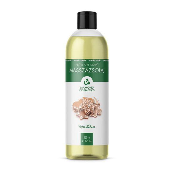 Massage Oil (Gingerbread) 250 ml