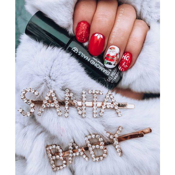 Gel Nail Polish - DN256 - Violent Scarlet