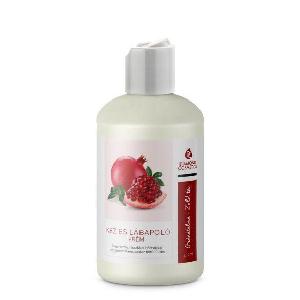 Hand and foot cream - Pomegranate - 500ml