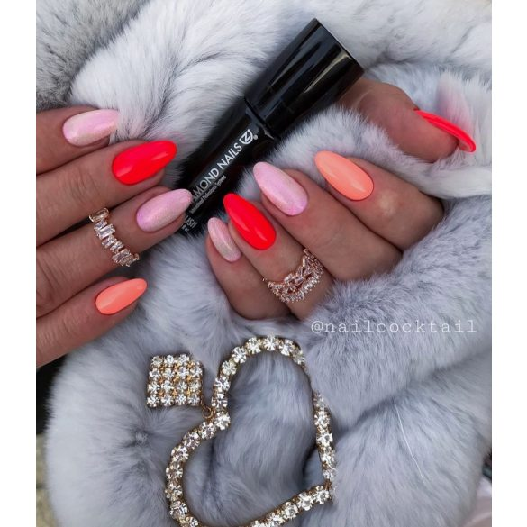 Gel Nail Polish - DN261 - Sexy Peach