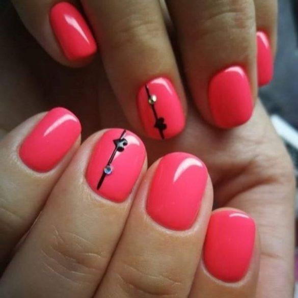 Gel Nail Polish - DN265 - Flamingo Beach