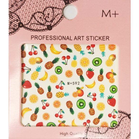Nail art Summer Fruit stickers- MP592
