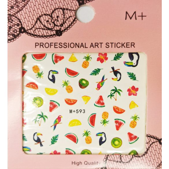 Nail art Summer stickers- MP593