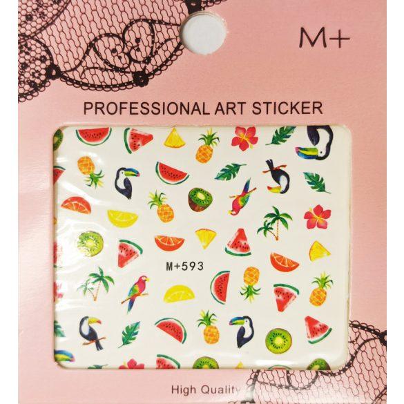 Nail art Summer stickers- MP593
