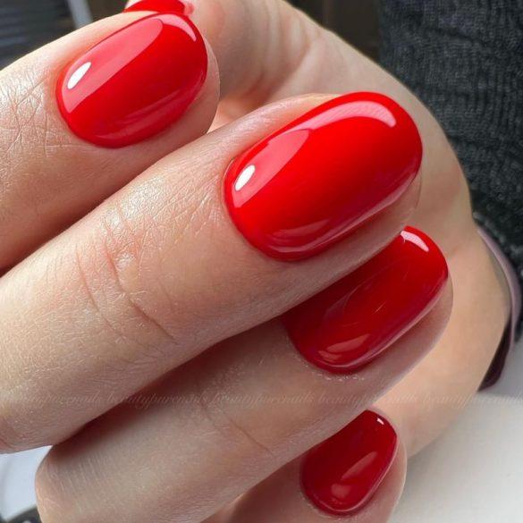 Gel Nail Polish - DN272 - True Red