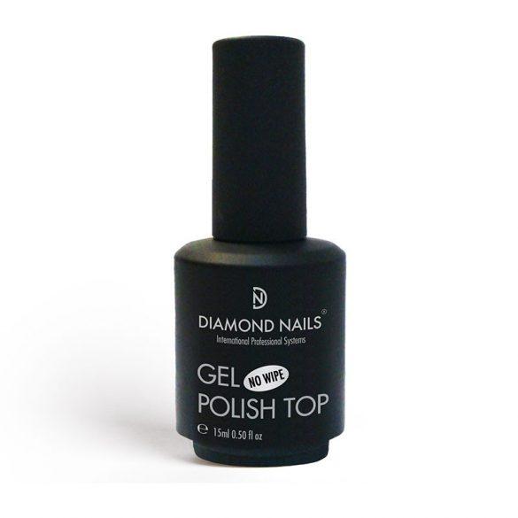 Gel Nail Polish Top Coat - No Wipe 15ml