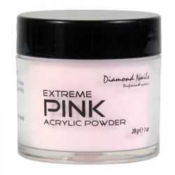Pink Acrylic Powder 28gr