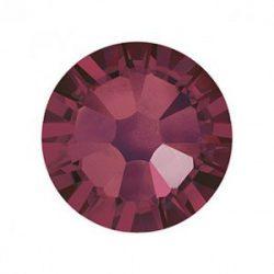 Burgundy Rhinestones, 100pcs