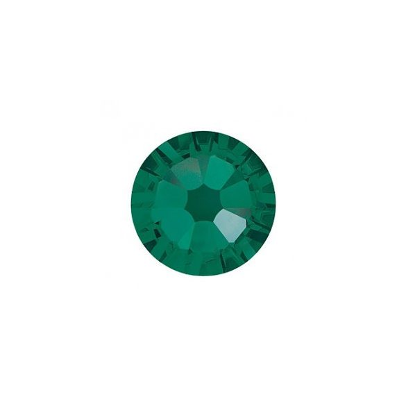Emerald Rhinestones, 50pcs