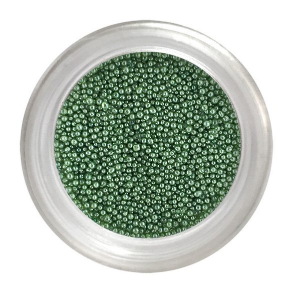 Light Green Nail Art Beads