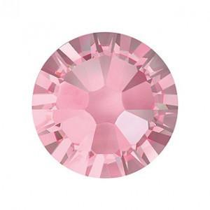 Large Light Rose Rhinestones, 100pcs