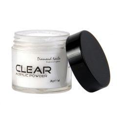 Clear Acrylic Powder 28gr