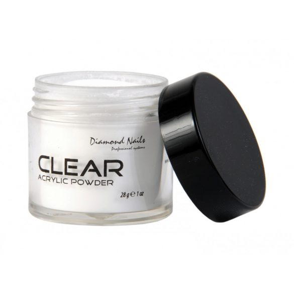 Clear Acrylic Powder 28gr