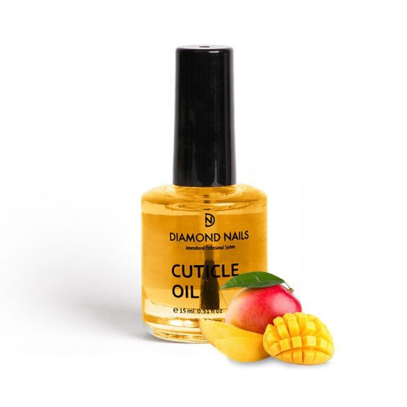 Cuticle Oil, Mango 15ml