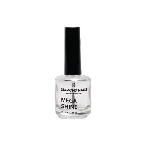 Mega Shine- Top Coat 15ml