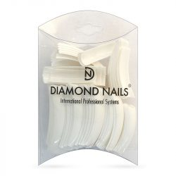 French Competition Nail Tips 100pcs. Mixes