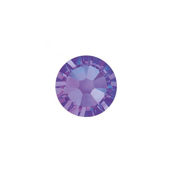 Large Violet Rhinestones, 100pcs